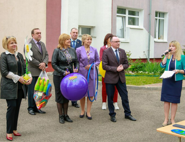 Александр Сонгин принял участие в спортивном празднике